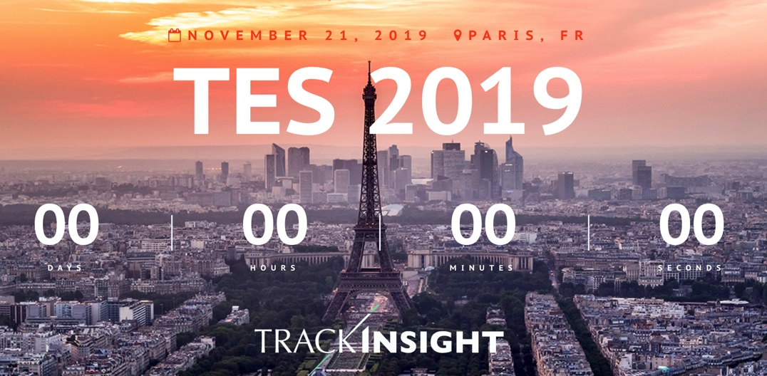 TrackInsight European Summit 2019